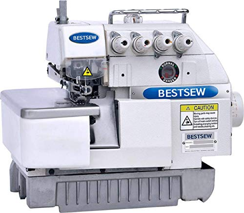Review Bestsew B747A 3/4 Thread Serger Overclock Direct Drive Motor Fully-Submerged DIY