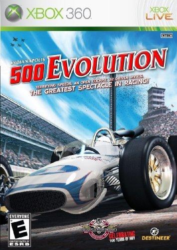 Indianapolis 500 Evolution - Xbox 360 by Destineer