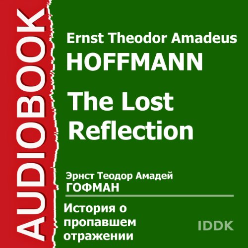 The Lost Reflection [Russian Edition] audiobook cover art