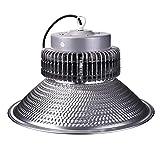 Campana Industrial 200 Vatios LED Naves industriales Gimnasios Supermercados Talleres Mécanicos...