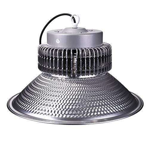 Campana Industrial 200 Vatios LED Naves industriales Gimnasios Supermercados Talleres Mécanicos Almecenes 100Lm/w (K6000)
