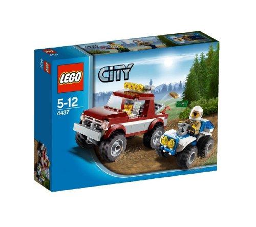 lego city inseguimento LEGO City 4437 - Inseguimento della Polizia