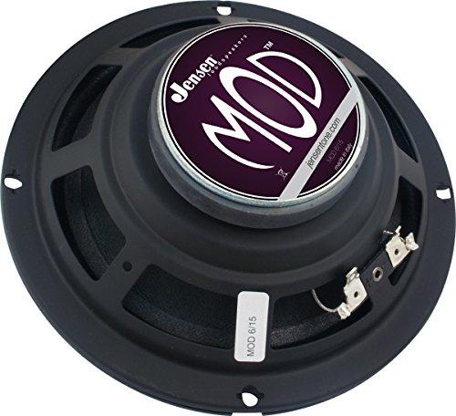 Jensen MOD6-15 6' 15 Watt Guitar Speaker, 8 ohm