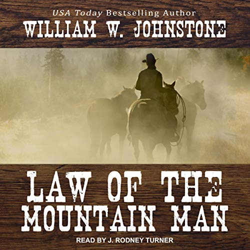 Law of the Mountain Man audiobook cover art