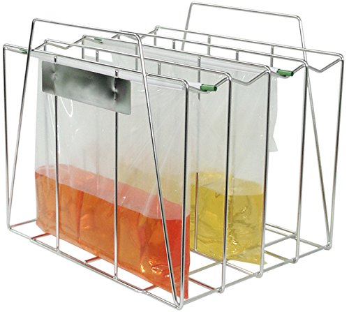 Fantastic Deal! Interscience Laboratories 221-350 Storage Racks For 4 Bags 3500 mL, 1 Each