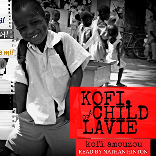 Kofi, a Child of Lavie audiobook cover art