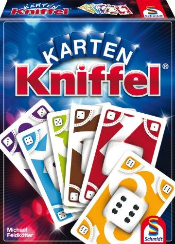 Schmidt Spiele 75025  Karten-Kniffel von Michael Feldkötter
