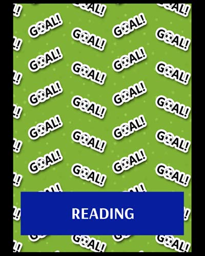 Reading: Life Planner, Reading FC Personal Journal, Reading Football Club, Reading FC Diary, Reading FC Planner, Reading FC