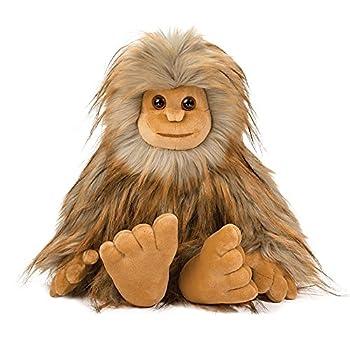 Douglas Kash Sasquatch Bigfoot Plush Stuffed Animal