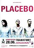Placebo - Meds, Frankfurt 2007 » Konzertplakat/Premium