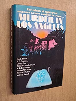 Hardcover Murder in Los Angeles Book