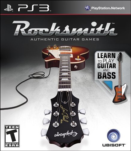 Rocksmith With Bass PS3
