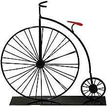 Kangsanli High Wheel Bicycle Retro Bike Modell Metall Handwork Heimtextilien Vintage Fahrrad Figurine Miniaturen Kinder Geburtstag spielzeug Geschenke
