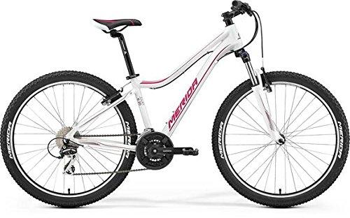 Merida Juliet 6.20 de v 26 pulgadas Mountain Bike Mujer Blanco Mate/rosa (2017), tamaño 47, tamaño de rueda 26.00: Amazon.es: Deportes y aire libre