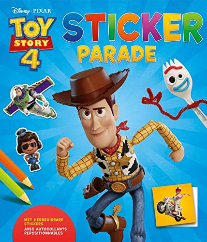 Disney Sticker Parade Toy Story 4