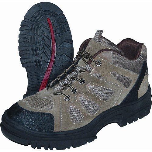 Itasca Men's Cross Creek Waterproof Leather/Nylon Hiker Hiking Boot, brown, 13.0 D US