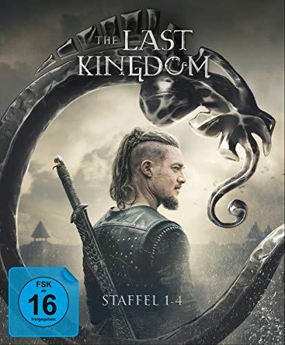 The Last Kingdom - Staffel 1-4 [Blu-ray]