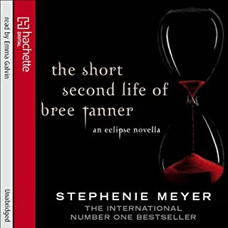 The Short Second Life of Bree Tanner     An Eclipse Novella (Twilight Saga)              By:                                                                                                                                 Stephenie Meyer                               Narrated by:                                                                                                                                 Emma Galvin                      Length: 4 hrs and 9 mins     140 ratings     Overall 4.3