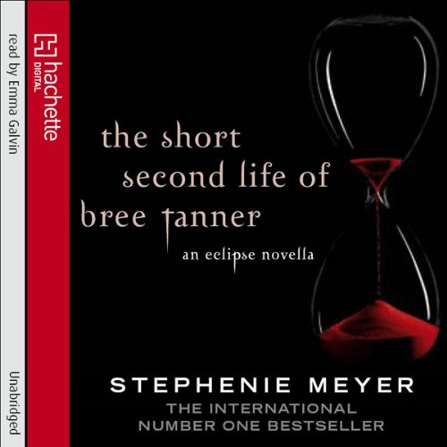 The Short Second Life of Bree Tanner audiobook cover art
