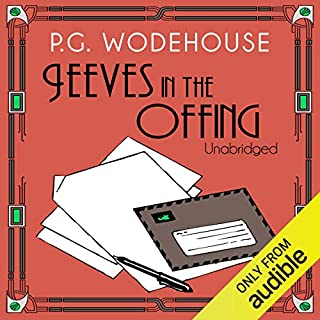 Jeeves in the Offing audiobook cover art