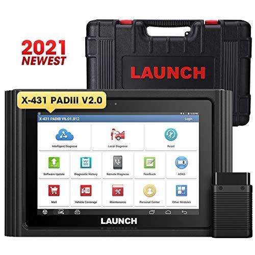 LAUNCH X431 PADIII V2.0 Diagnosis Multimarca Profesional Bluetooth [ 2021 Version EU-ES ]