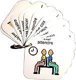 Autism Supplies And Developments- Produit de Communication visuelle pour l'Autisme, BKR_FR