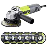 Angle Grinder, DEWINNER Corded Cutting Grinding Polishing, with Disc,...