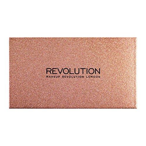 Make-up Revolution Life on the Dance Floor Lidschatten palette- Gäste Liste