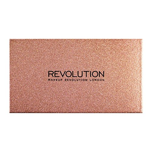 Make-up Revolution Life on the Dance Floor Lidschatten palette- Gäste Liste