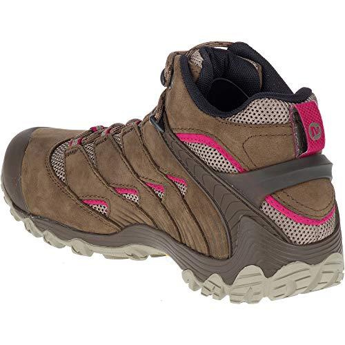 Merrell Womens/Ladies Chameleon 7 GoreTex Waterproof Mid Walking Boots