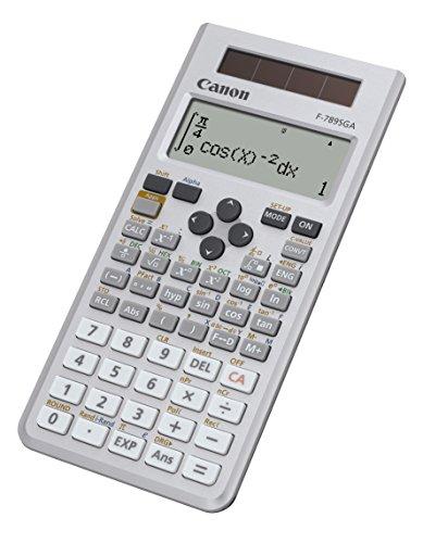 Canon 6467B001 Wissenschaftlich Taschenrechner F-789SGA