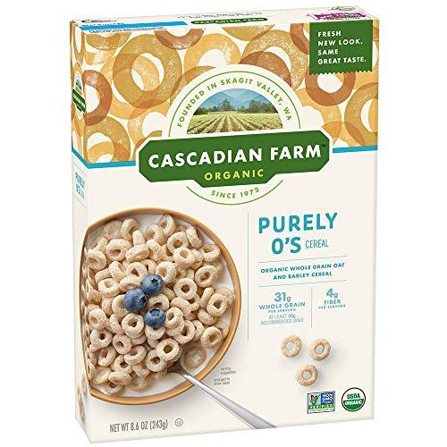 plant based diet cereal
