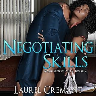 Negotiating Skills audiobook cover art