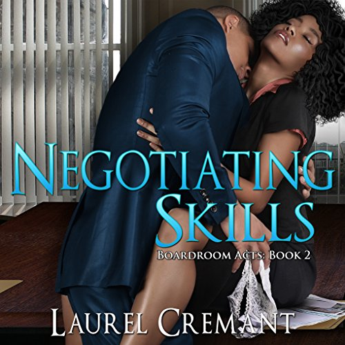 Negotiating Skills audiobook cover art