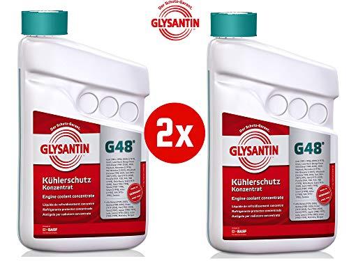 BASF GLYSANTIN antivries antivries koelvloeistof concentraat G48 blauw/groen 3,0 L
