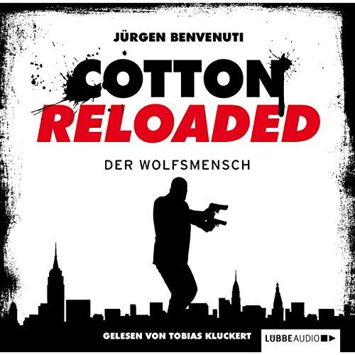 Der Wolfsmensch (Cotton Reloaded 26) Titelbild