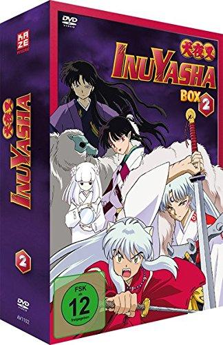 Inu Yasha - Die TV-Serie: Box 2 (6 DVDs)