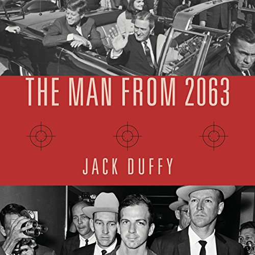The Man from 2063 audiobook cover art