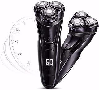 MJY Sends Men 'S Smart Electric Shaver Recharge de voiture USB,UNE