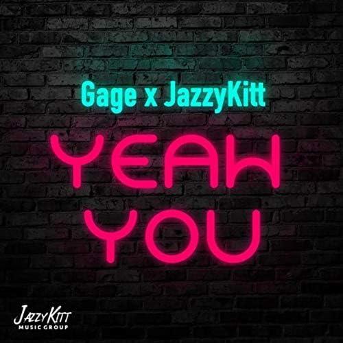 Jazzy Kitt feat. Gage