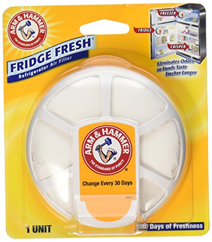 Arm and Hammer Fridge Fresh Baking Soda Disc (Pack of 2) Church and Dwight