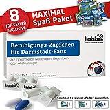 Alles für Darmstadt-Fans by Ligakakao.de vereins-Fahne ist jetzt das MAXIMAL SPAß Paket