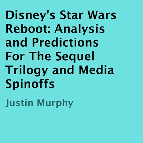 Disney's Star Wars Reboot audiobook cover art