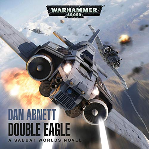 Double Eagle audiobook cover art