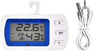 RYDQH Room Thermometer Hygrometer Thermometer Indoor Outdoor Humidity Monitor with Temperature Humidity
