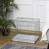 Zoom IMG-1 pawhut kennel gabbia per cani