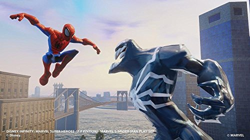 Disney Infinity 2.0: Marvel Super Heroes Playset Spider-Man – [alle Systeme] - 25