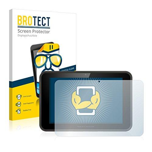 BROTECT Schutzfolie kompatibel mit HP Pro Slate 10 EE (2 Stück) klare Bildschirmschutz-Folie
