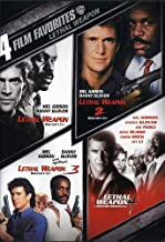 Lethal Weapon 1-4