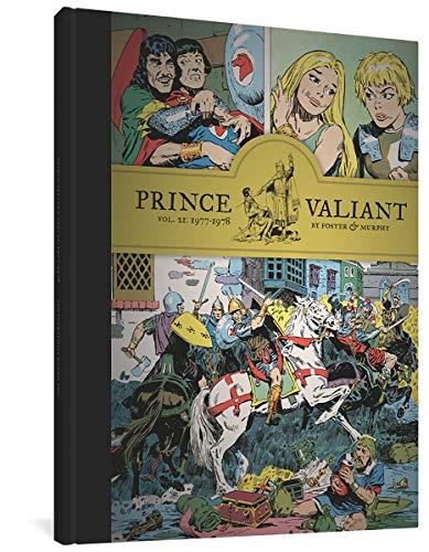 Prince Valiant Vol. 21: 1977-1978: 0